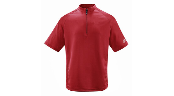 Vaude Men Albo Shirt red